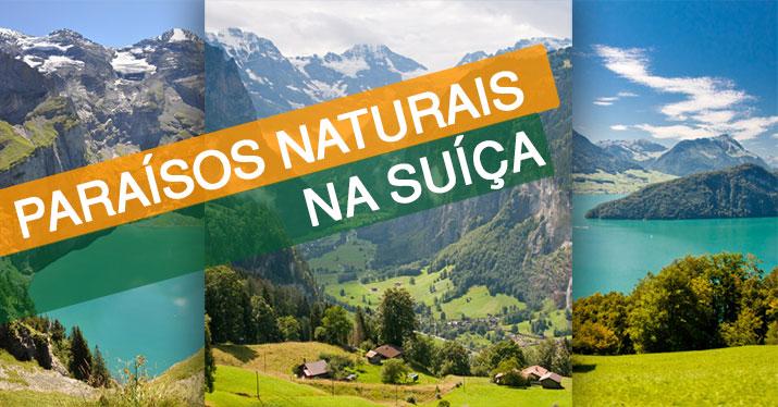 Paraísos Naturais Na Suíça